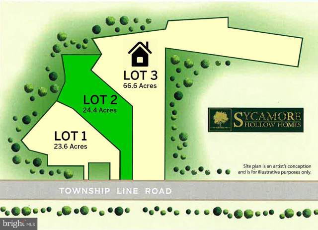 Lot 2 Township Line Road, BUCKINGHAM, PA 18912 (#1006213400) :: Tessier Real Estate
