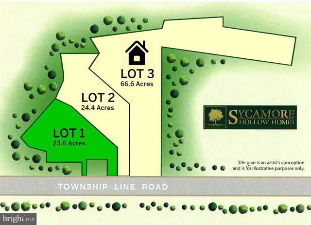 Lot 1 Township Line Road, BUCKINGHAM, PA 18912 (#1006213416) :: Linda Dale Real Estate Experts