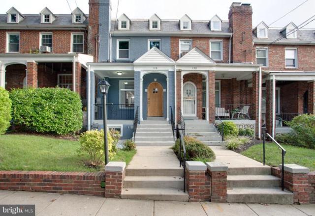 136 Longfellow Street NW, WASHINGTON, DC 20011 (#1007427600) :: Crossman & Co. Real Estate