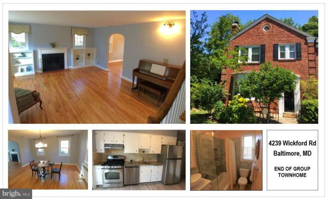 4239 Wickford Road, BALTIMORE, MD 21210 (#1009925104) :: Great Falls Great Homes