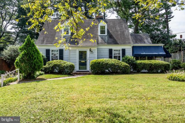 228 Dale Drive, SILVER SPRING, MD 20910 (#1009928020) :: The Gus Anthony Team