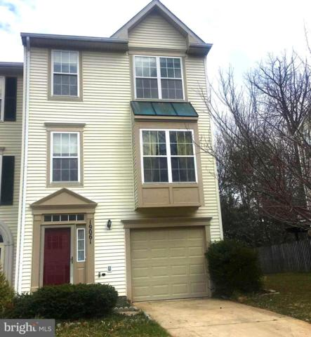 19061 Sawyer Terrace, GERMANTOWN, MD 20874 (#1009929254) :: Great Falls Great Homes
