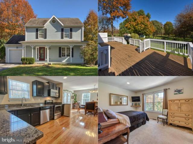 105 Copper Oaks Court, WOODSBORO, MD 21798 (#1009939316) :: The Gus Anthony Team