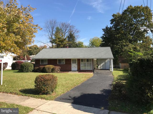 13707 Parkland Drive, ROCKVILLE, MD 20853 (#1010015546) :: Great Falls Great Homes