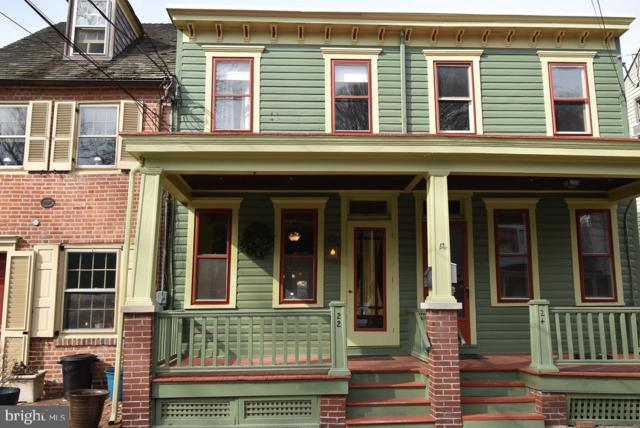 22 E 4TH Street, NEW CASTLE, DE 19720 (#DENC198810) :: Keller Williams Realty - Matt Fetick Team