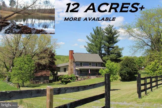 1247 Middle Fork Road, CROSS JUNCTION, VA 22625 (#VAFV114516) :: Pearson Smith Realty
