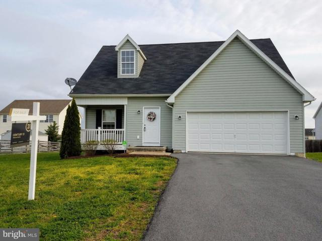 100 Tather Drive, MARTINSBURG, WV 25405 (#WVBE129338) :: Blue Key Real Estate Sales Team