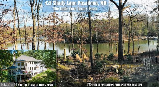 421 Shady Lane, PASADENA, MD 21122 (#MDAA367628) :: The Bob & Ronna Group