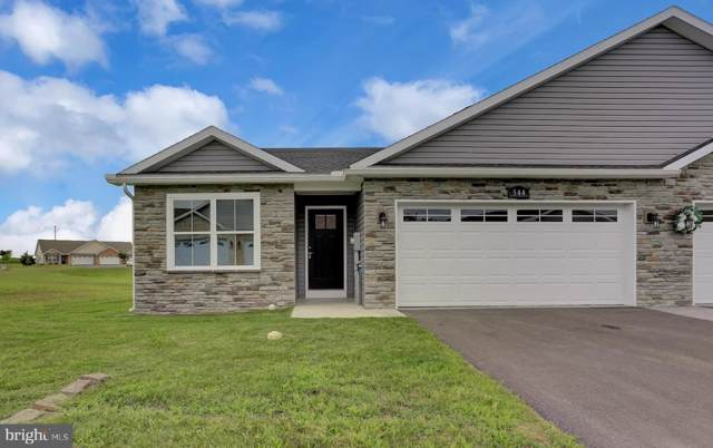 544 Shook Court W, GREENCASTLE, PA 17225 (#PAFL160848) :: Teampete Realty Services, Inc