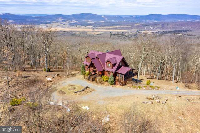 42 Potato Ridge Road, MOOREFIELD, WV 26836 (#WVHD104670) :: The Maryland Group of Long & Foster