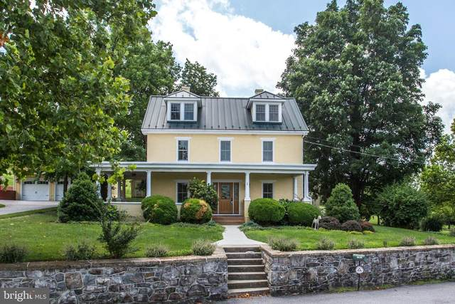22905-22901 Federal Lookout Road, SMITHSBURG, MD 21783 (#MDWA163756) :: AJ Team Realty