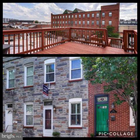 920 Binney Street, BALTIMORE, MD 21224 (#MDBA462708) :: The Sebeck Team of RE/MAX Preferred