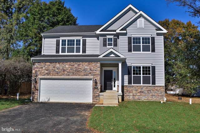 110 Moon Drive, LANGHORNE, PA 19047 (#PABU464802) :: Bob Lucido Team of Keller Williams Integrity