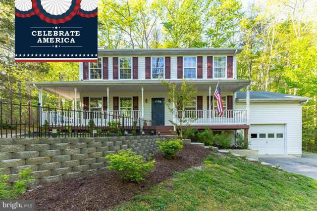 633 Red Rock Trail, LUSBY, MD 20657 (#MDCA168758) :: Pearson Smith Realty