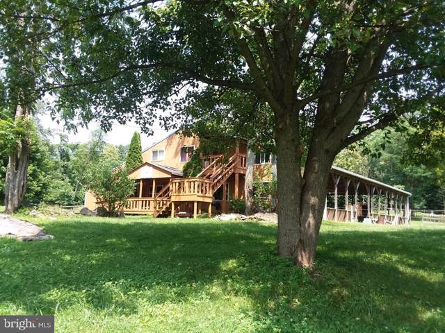 1974 Whitings Neck Road, MARTINSBURG, WV 25404 (#WVBE167192) :: AJ Team Realty