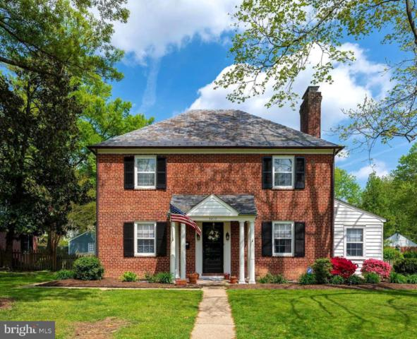 5417 Springlake Way, BALTIMORE, MD 21212 (#MDBA466208) :: ExecuHome Realty