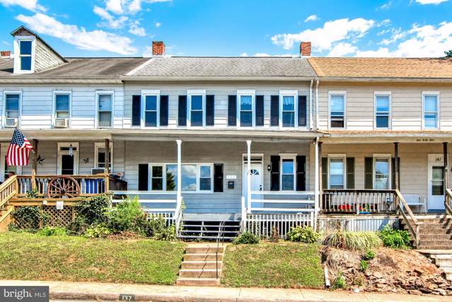 137 S 2ND Street, MOUNT WOLF, PA 17347 (#PAYK118406) :: The Joy Daniels Real Estate Group