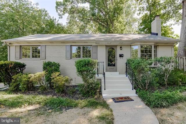 3307 Brush Drive, FALLS CHURCH, VA 22042 (#VAFX1068726) :: The Daniel Register Group