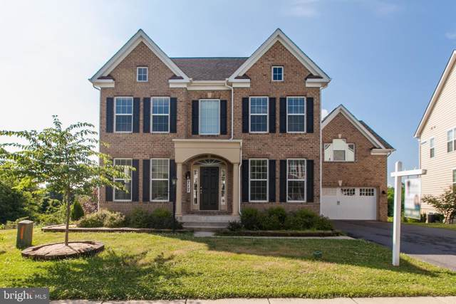 717 Sewell Drive, NEW MARKET, MD 21774 (#MDFR249668) :: Charis Realty Group
