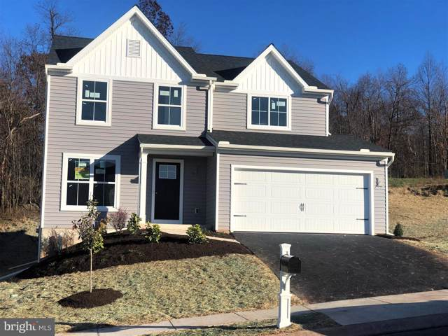 Lot #36 145 Scarlet Oak Drive, ETTERS, PA 17319 (#PAYK120510) :: Liz Hamberger Real Estate Team of KW Keystone Realty