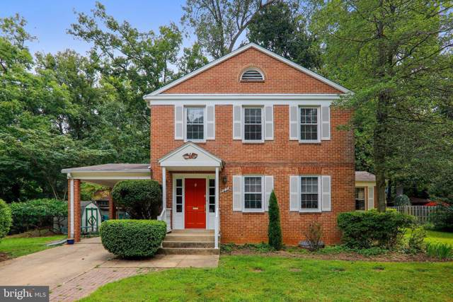 807 Blossom Drive, ROCKVILLE, MD 20850 (#MDMC670890) :: The Licata Group/Keller Williams Realty