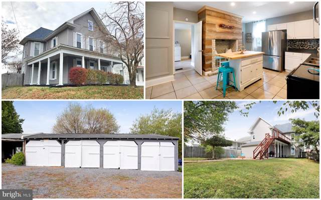 32 E 2ND Street, WAYNESBORO, PA 17268 (#PAFL167930) :: The Joy Daniels Real Estate Group