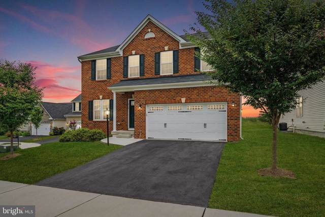 212 Mosaic Court, STEPHENSON, VA 22656 (#VAFV152670) :: Pearson Smith Realty