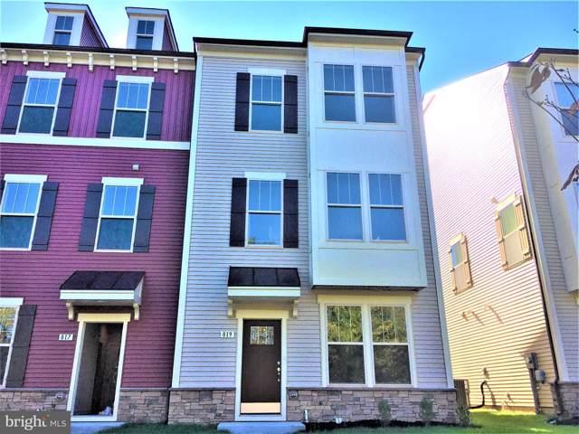 819 Badger Avenue, FREDERICK, MD 21702 (#MDFR253282) :: Dart Homes