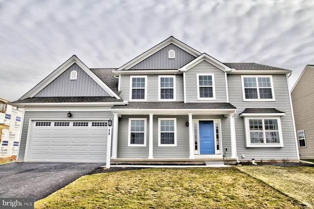 810 Westbrooke Drive #140, ELIZABETHTOWN, PA 17022 (#PALA140148) :: Iron Valley Real Estate