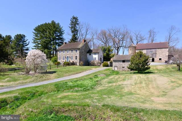 346 Apple Grove Road, COATESVILLE, PA 19320 (#PACT489064) :: The John Kriza Team