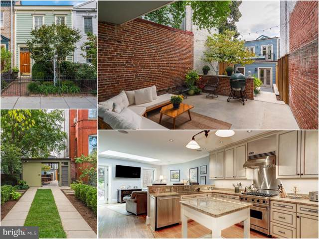 612 E Street SE, WASHINGTON, DC 20003 (#DCDC443178) :: Keller Williams Pat Hiban Real Estate Group