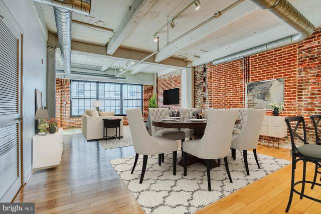 234 Holliday Street #302, BALTIMORE, MD 21202 (#MDBA485300) :: SP Home Team