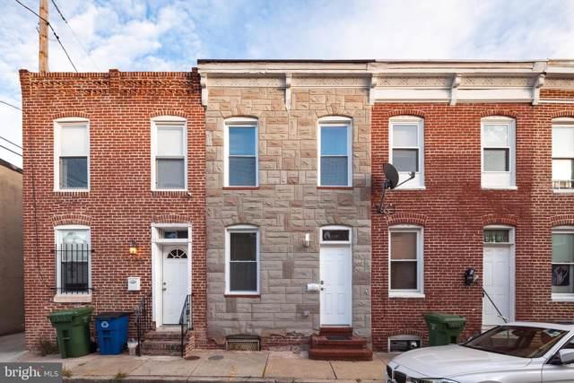 1107 Sterrett Street, BALTIMORE, MD 21230 (#MDBA485368) :: Dart Homes