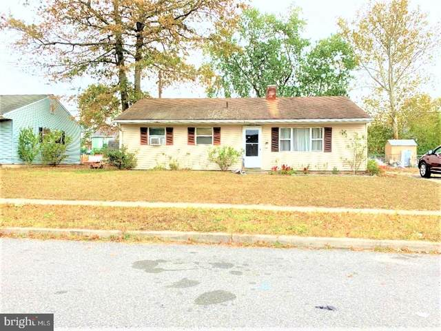 1504 3RD Avenue, BRIDGETON, NJ 08302 (#NJCB123360) :: Daunno Realty Services, LLC