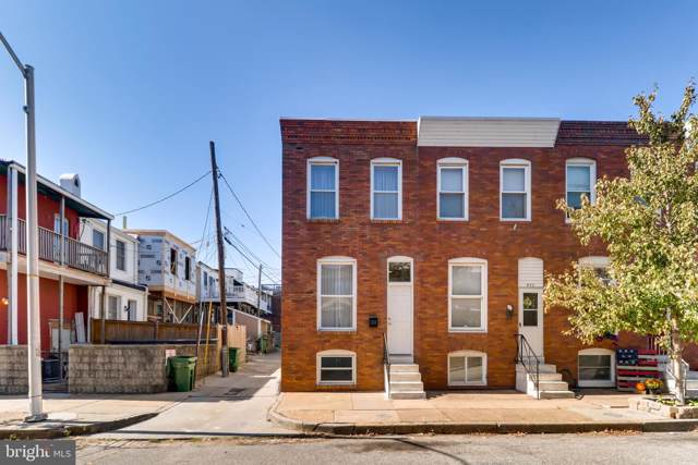 634 Grundy Street, BALTIMORE, MD 21224 (#MDBA487418) :: SURE Sales Group