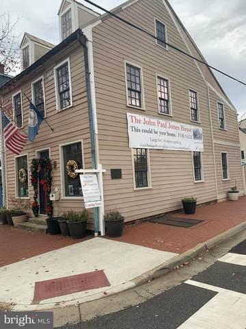 501 Caroline Street, FREDERICKSBURG, VA 22401 (#VAFB116070) :: AJ Team Realty
