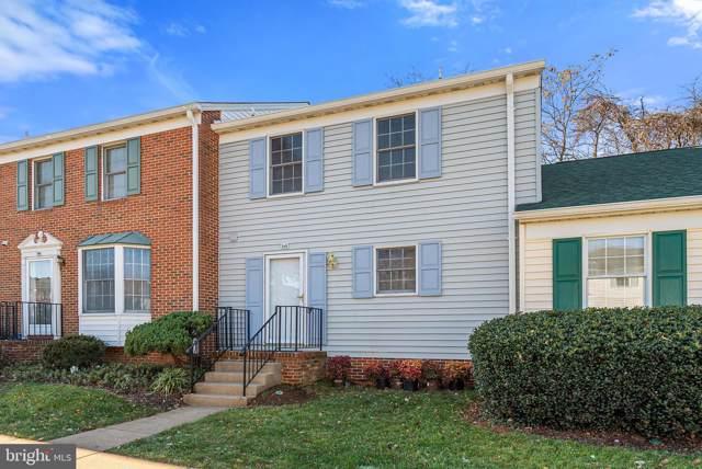 168 Fairfield Drive, WARRENTON, VA 20186 (#VAFQ163130) :: Network Realty Group