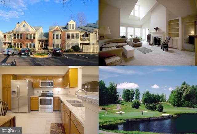 12008 Ridge Knoll Drive 510A, FAIRFAX, VA 22033 (#VAFX1101476) :: RE/MAX Cornerstone Realty