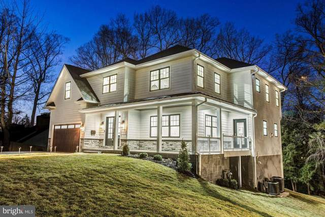 3081 N Pollard Street, ARLINGTON, VA 22207 (#VAAR157800) :: City Smart Living