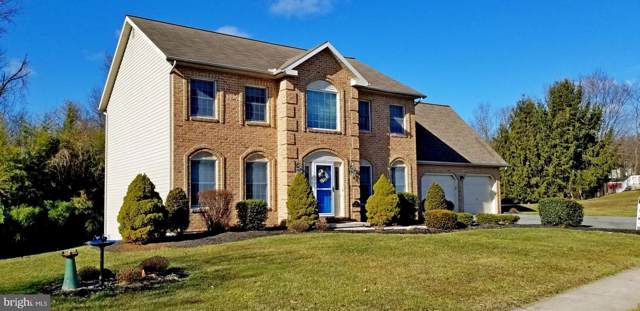 623 Ceejay Drive, ETTERS, PA 17319 (#PAYK130562) :: The Joy Daniels Real Estate Group