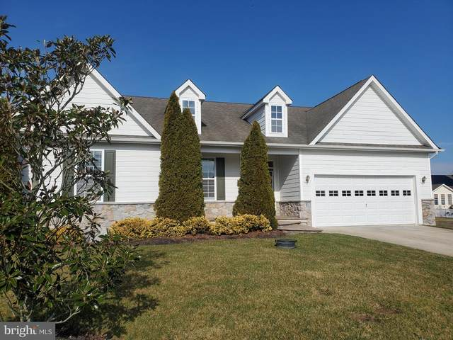 129 Pond, MILTON, DE 19968 (#DESU155250) :: The Allison Stine Team