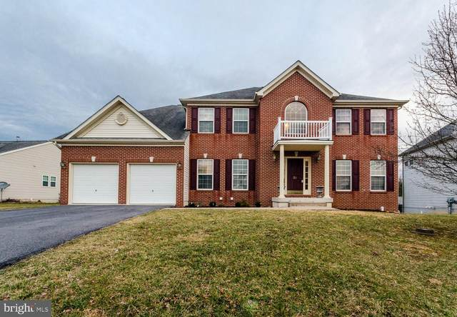 21 Backing Circle, MARTINSBURG, WV 25403 (#WVBE174972) :: The Miller Team