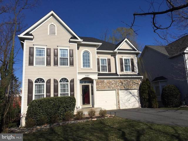 10202 Palmer Glen Court, OAKTON, VA 22124 (#VAFX1111940) :: Pearson Smith Realty