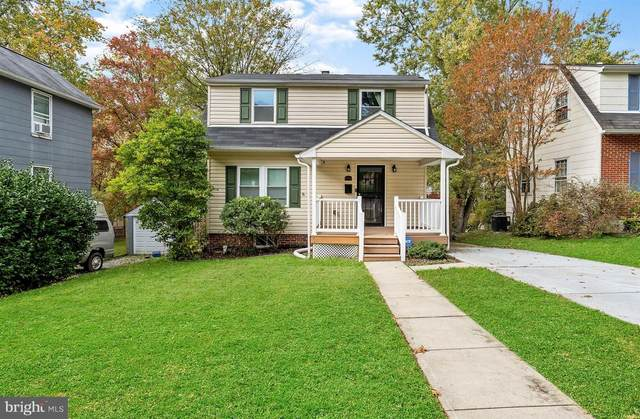 5914 Brackenridge Avenue, BALTIMORE, MD 21212 (#MDBA501230) :: Certificate Homes