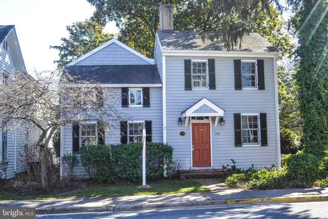 200 E Chestnut Street, SAINT MICHAELS, MD 21663 (#MDTA137512) :: RE/MAX Coast and Country
