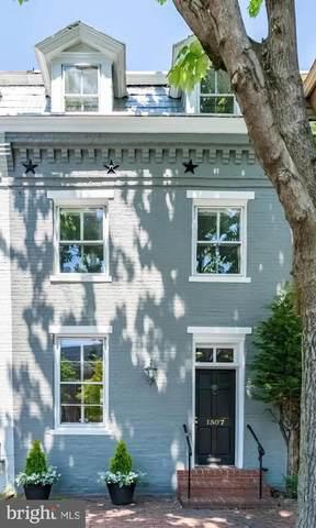 1307 Duke Street, ALEXANDRIA, VA 22314 (#VAAX244160) :: Fairfax Realty of Tysons