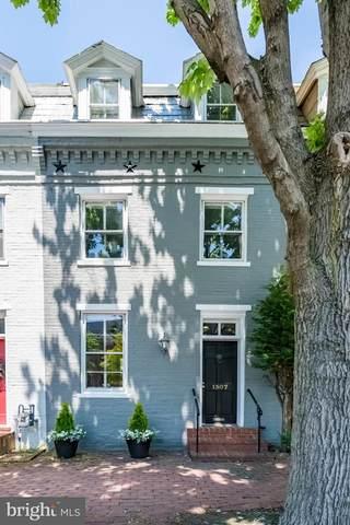 1307 Duke Street, ALEXANDRIA, VA 22314 (#VAAX244162) :: Fairfax Realty of Tysons