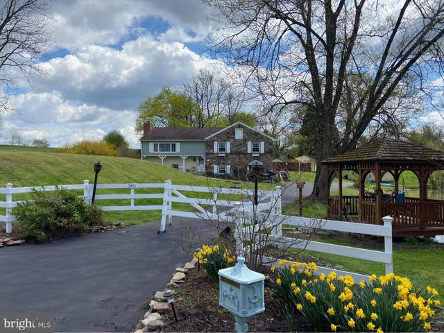 301 Smith Road, SCHWENKSVILLE, PA 19473 (#PAMC643368) :: Jason Freeby Group at Keller Williams Real Estate