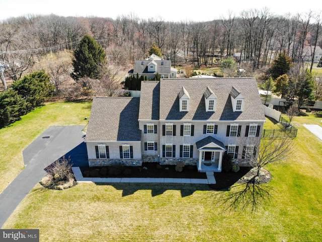 3502 Linton Farm Lane, GARNET VALLEY, PA 19060 (#PADE515690) :: The Matt Lenza Real Estate Team