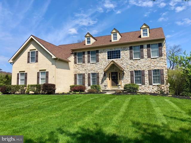 313 Landers Court, EXTON, PA 19341 (MLS #PACT502924) :: The Premier Group NJ @ Re/Max Central